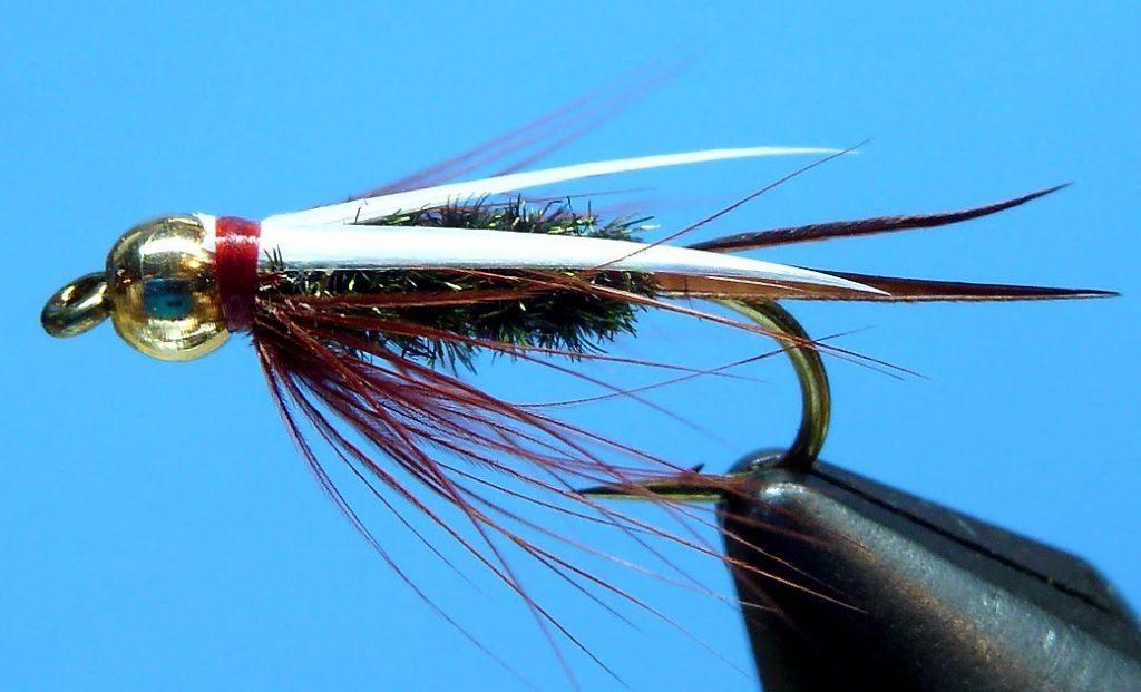 Beadhead Prince Nymph Fly Pattern