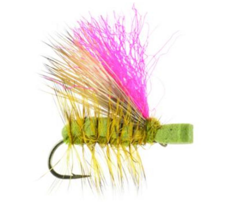 Yeager's Neversink Caddis