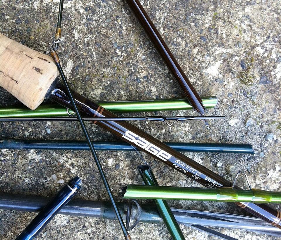 Broken Rods