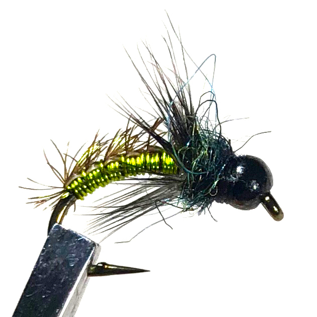 Soft Hackle Wired Caddis