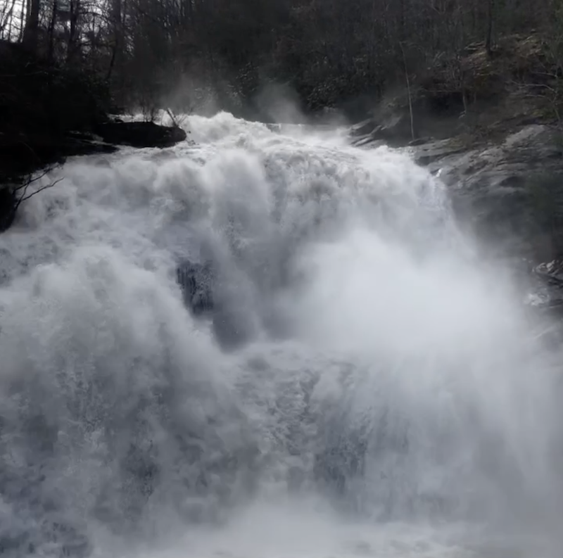 Bald River Falls, TN