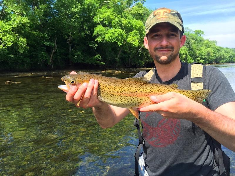 Clinch River Rainbow