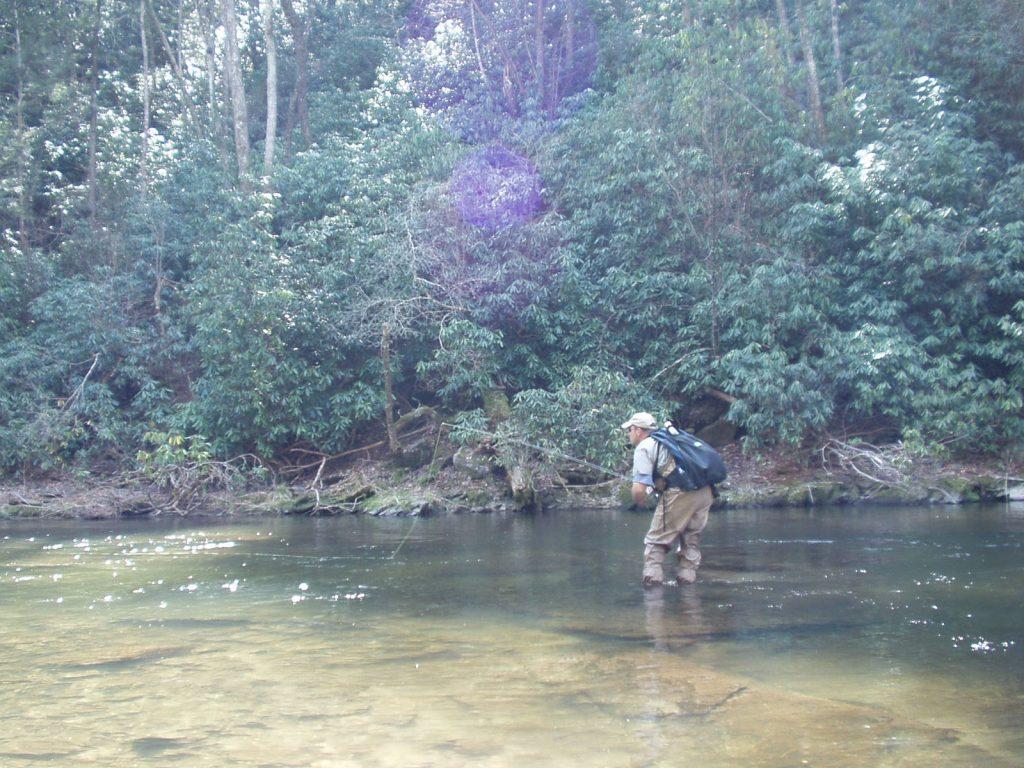 Abrams Creek, Tennessee