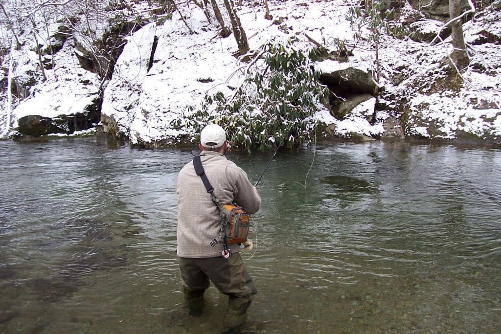 Winter Fishing Tellico
