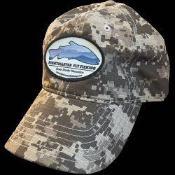 Camo Fly Fishing Hat